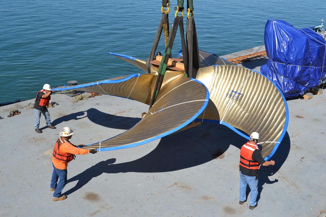 sea turbine