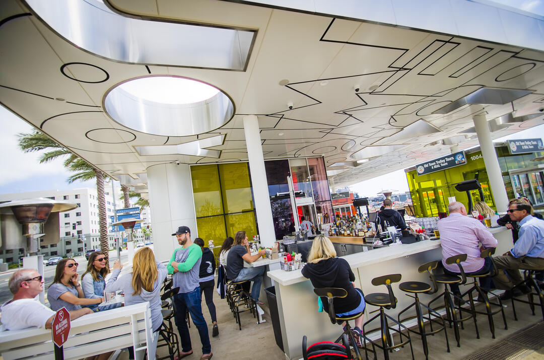 Carnitas Snack Shack, a popular pork-focused eatery, opened on the North Embarcadero in 2016.
