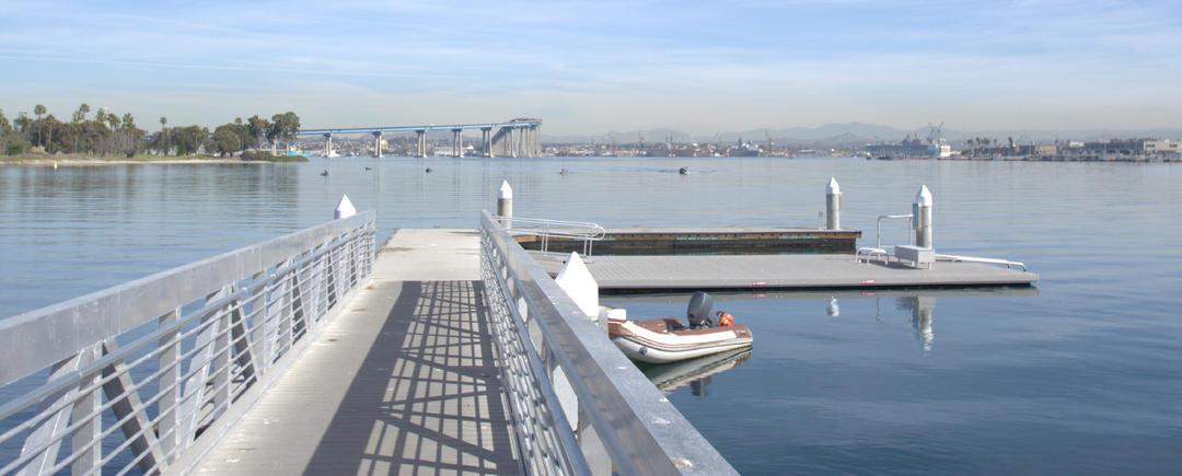 Glorietta Bay Boat Launch Port of San Diego
