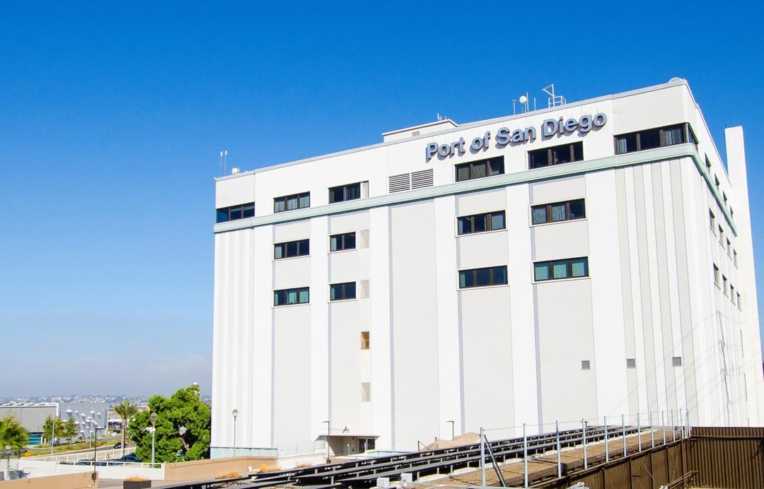 Port of San Diego Administation Building