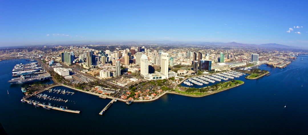 Central Embarcadero image with project outline