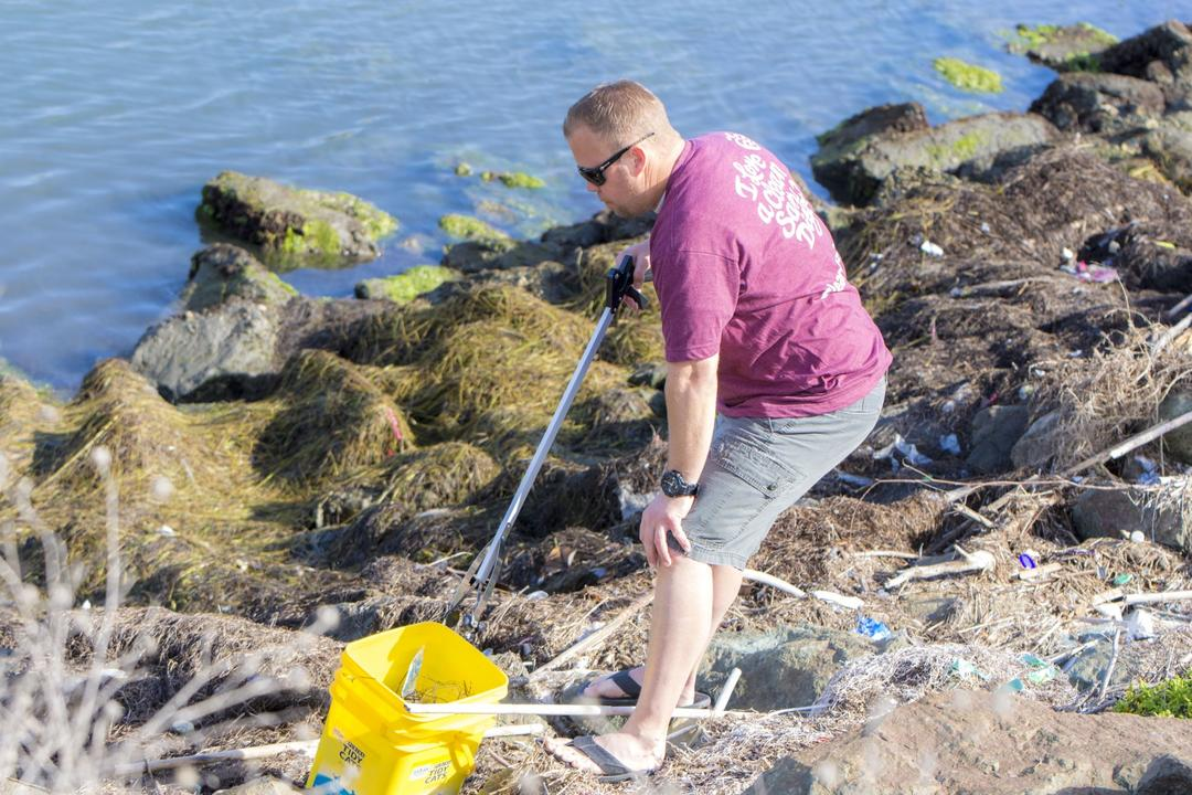 Creek to Bay Coastal Clean Up