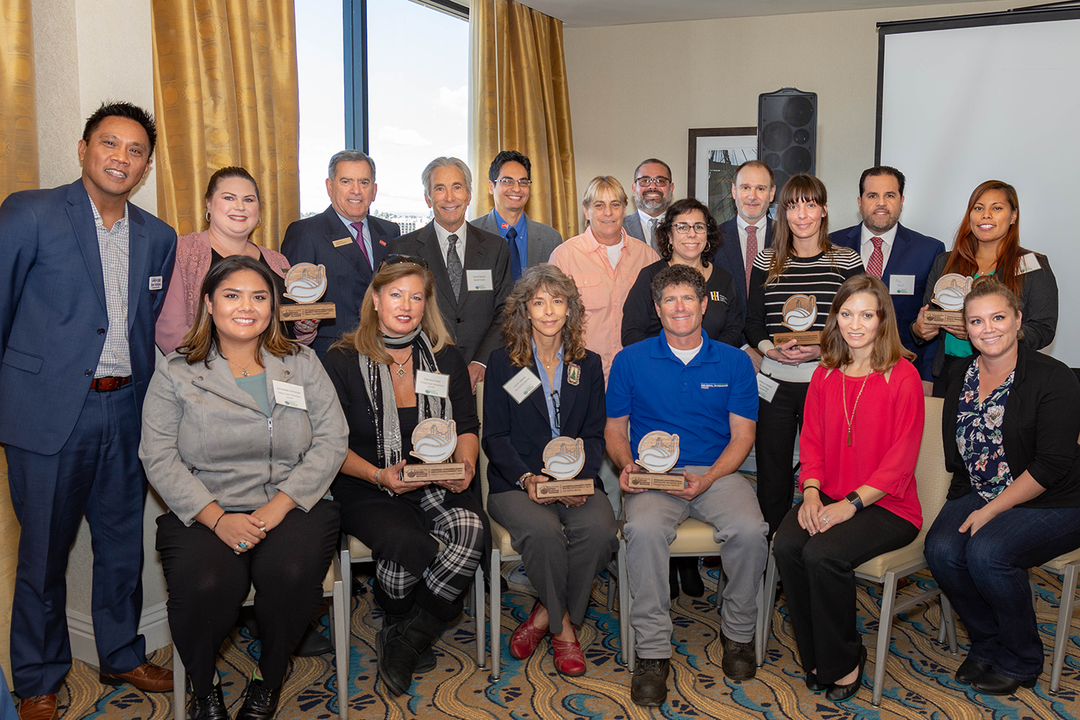 2018 Green Business Network Award Winners