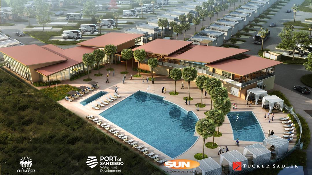 Costa Vista RV Resort - Chula Vista Bayfront