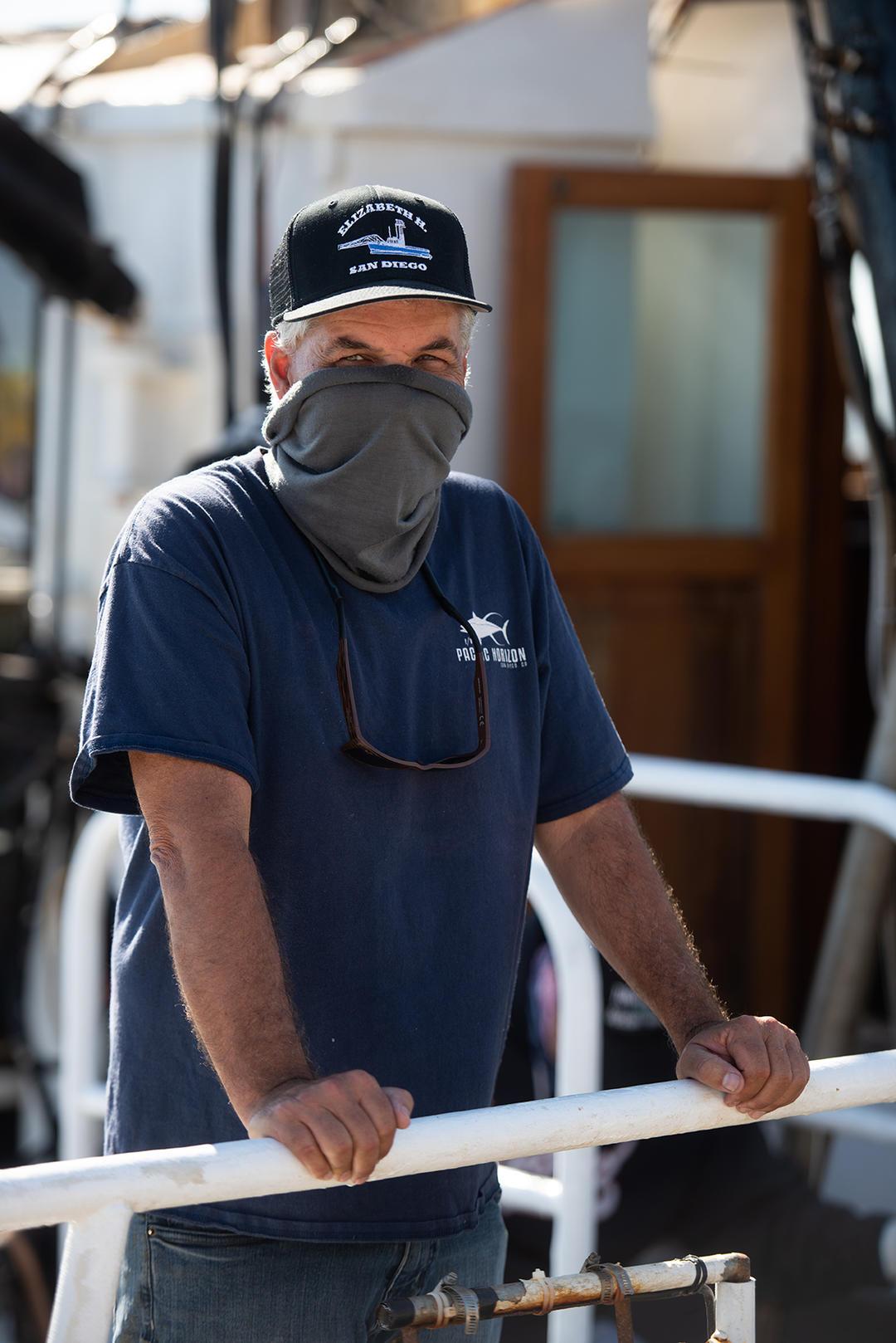David Haworth commercial fishing