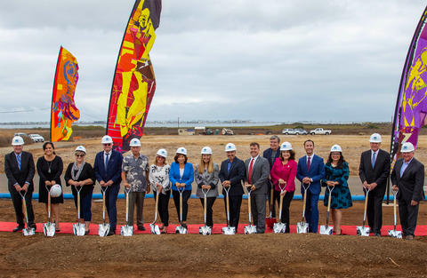 Chula Vista RV and Bike Groundbreaking 9-26-19